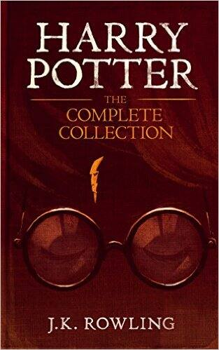 Harry Potter: The Complete Collection Kindle Edition $14.99 - Normally 56.64