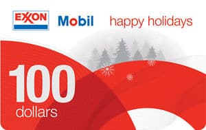 $100 ExxonMobil Gas Gift Card For Only $92!! - FREE Mail Delivery - (svm gift cards via eBay)
