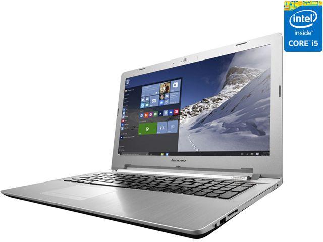 "Lenovo Z51 Laptop: i5-5200U, 15.6"" 1080P, 4GB DDR3, Radeon R7 M360 2GB, 1TB HDD, Win 10 $409.99 + Free Shipping NeweggFlash"