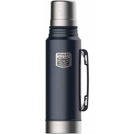 Stanley 1.1-Quart Classic Vacuum Bottle, Badged Navy for $16.20 @ Walmart