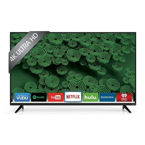"""Vizio 65"""" 4K Smart TV (New) + $250 Dell Gift card for $1000 including free shipping"""