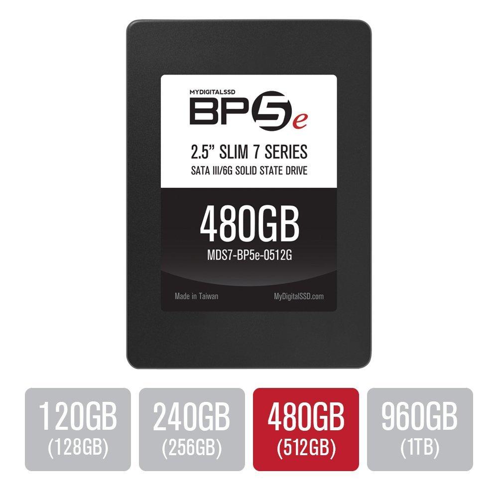 MyDigitalSSD 7mm BP5e SSD's:  960GB $190, 480GB  $100 + Free Shipping