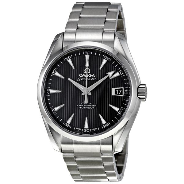 Omega Seamaster Aqua Terra COSC Certified Automatic Watch  $2795 + Free Shipping
