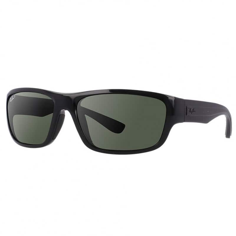 Ray-Ban RB4196 Polarized G-15 61mm Sunglasses (Green Classic) $69.99 + Free Shipping