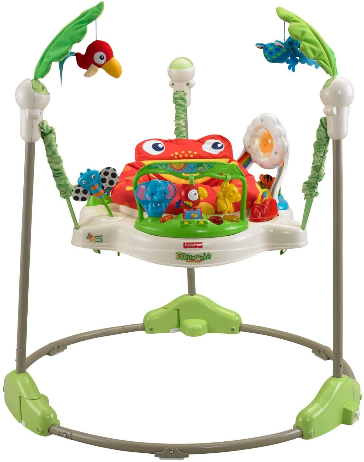 Fisher-Price Rainforest Jumperoo  $57.65 + Free Shipping