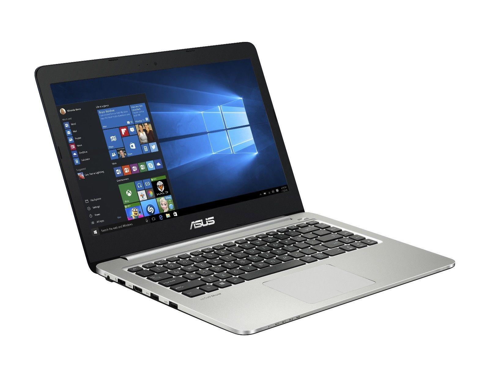 "ASUS Ultra Slim K401 Laptop: i7-5500U, 14"" 1080p LED, 8GB DDR3, 750GB HDD  $570 + Free Shipping"