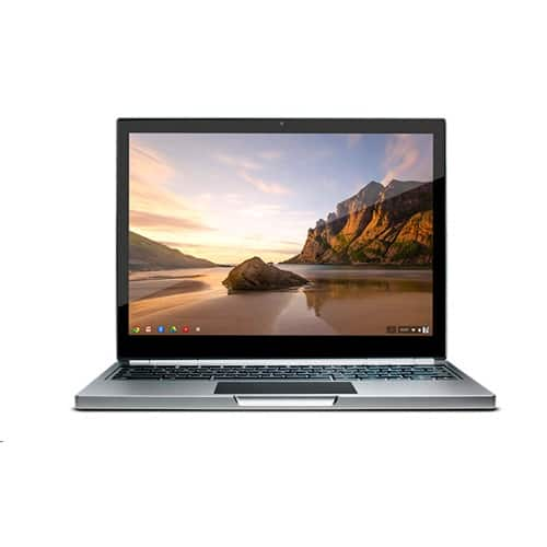 Google Chromebook Pixel:  2560x1700 Touchscreen, i5-3427u, 4GB DDR3, 32GB SSD  $417