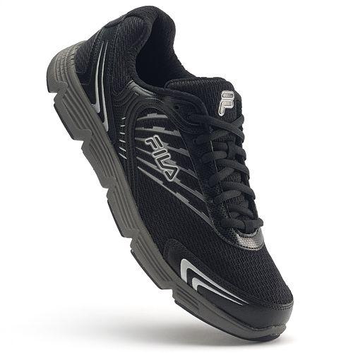 Kohls Cardholders:  FILA Beyond Men's Running Shoes (Black or Gray)  $17.50 + Free Shipping
