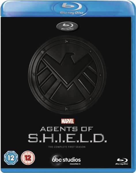 Marvel's Agents of S.H.I.E.L.D. Season 1 (Blu-ray) + Marvel's Agent Carter - Season 1 (Blu-ray) $25 Shipped