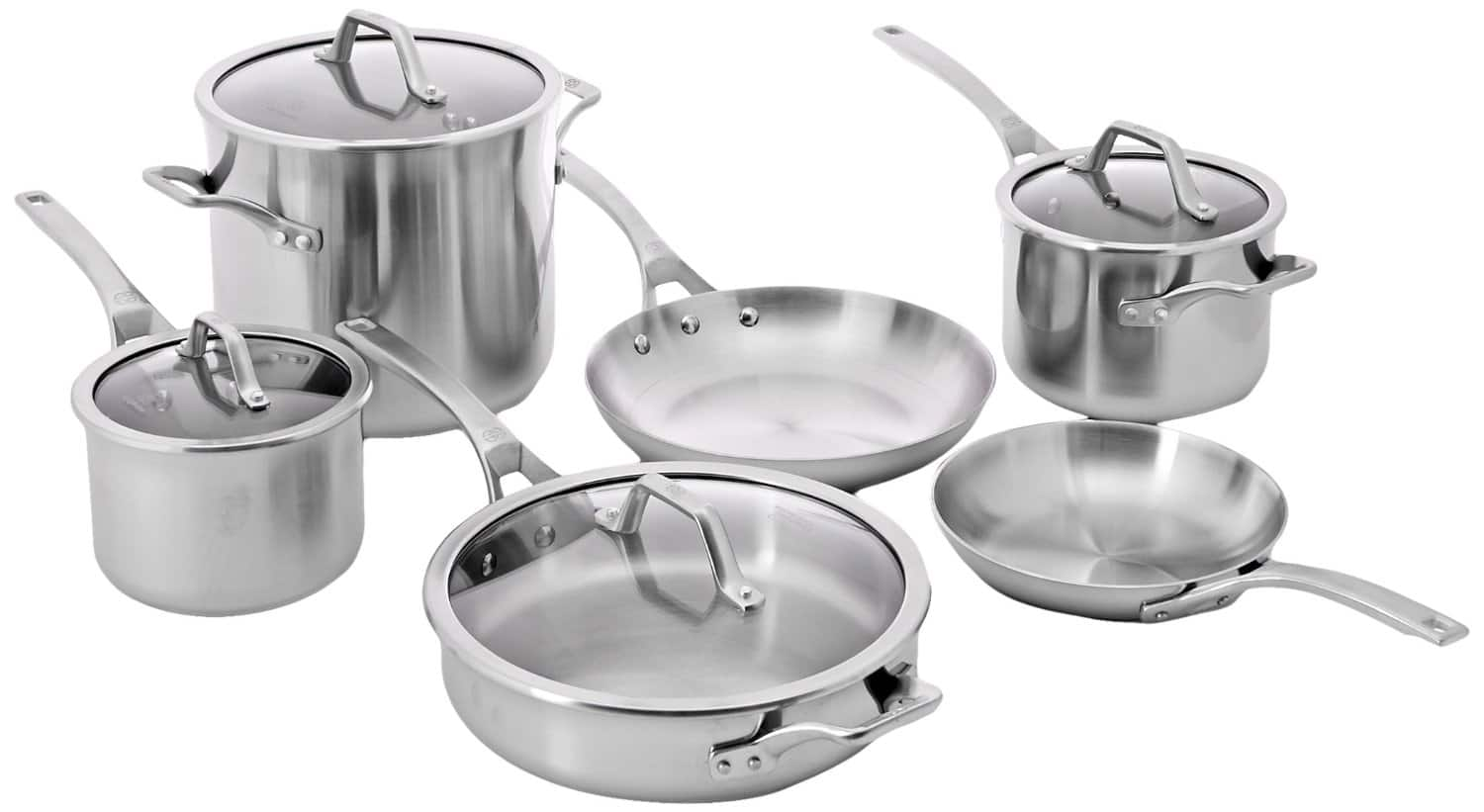 Calphalon Accucore 10 Piece Cookware Set $349 Deal of the Day @Amazon + FS w / prime