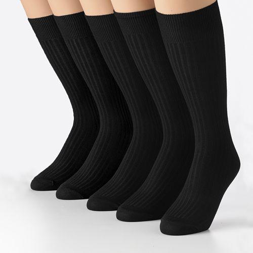 Kohl's Cardholders:  10-Pairs of Dockers Men's Performance Dress Socks  $14.45 + Free Shipping