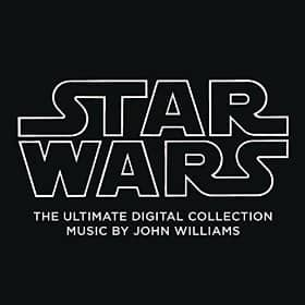 Star Wars - The Ultimate Digital Music Collection (Episodes 1-6)  $4