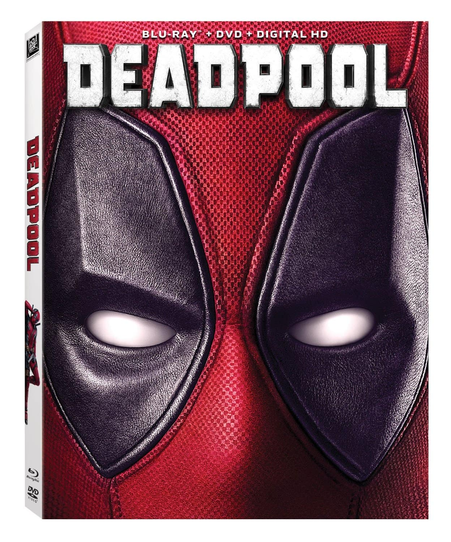 Deadpool (Blu-ray + DVD + Digital HD) Pre-Order  $20 & More