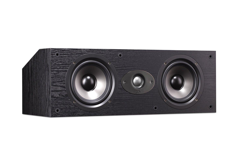 Polk Audio TSx Speaker Sale:  Polk TSx 150C Center (Black or Cherry)  $120 & More + Free S/H