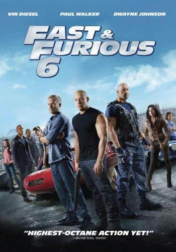 VUDU: One Select HDX Movie Rental: Fast & Furious 6, Snatch, Transporter movies, etc