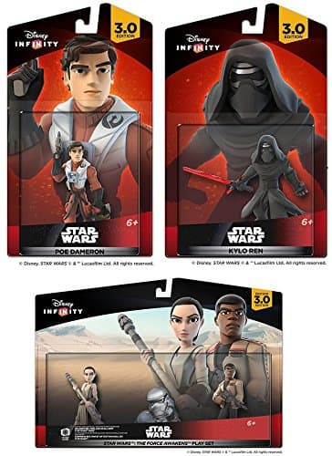 Disney Infinity 3.0 Force Awakens Bundle (Amazon Exclusive) $26.64