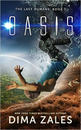 Oasis (The Last Humans Book 1) Kindle Edition $0.99 Cents