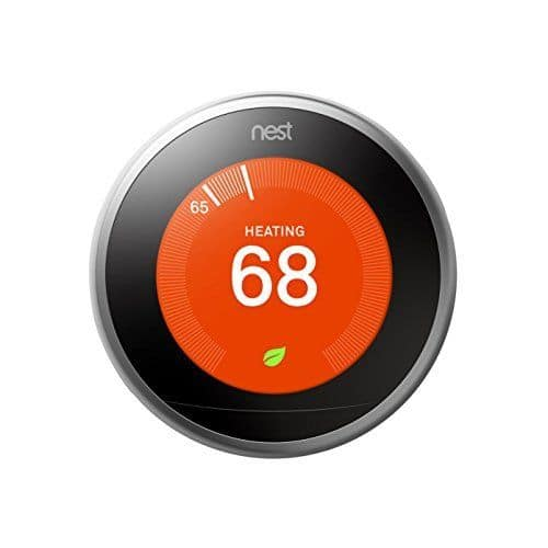 Nest Learning Thermostat (3rd Generation)  $200 + Free Shipping