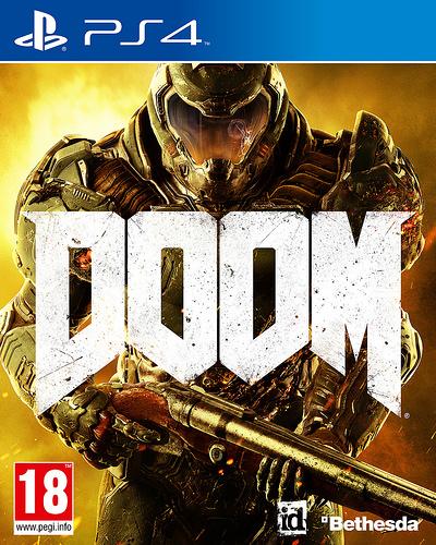 Doom (PlayStation 4)  $45 + Free Shipping