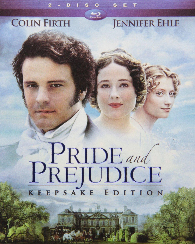 Pride & Prejudice: Keepsake Edition (Blu-ray)  $9.50