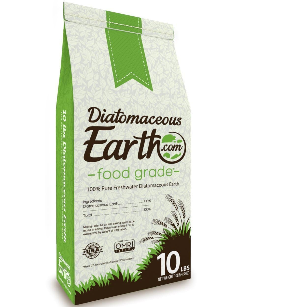 Amazon Deal of the Day - 25% Off Diatomaceous Earth Food Grade 10 Lb ($15.95)