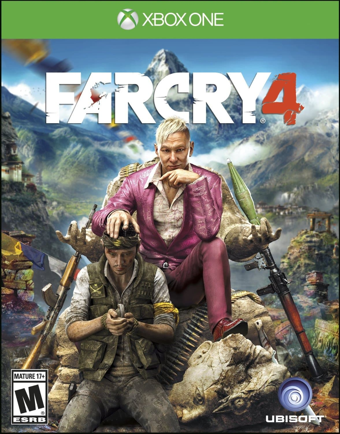 Far Cry 4 - Xbox One. $14 From Amazon