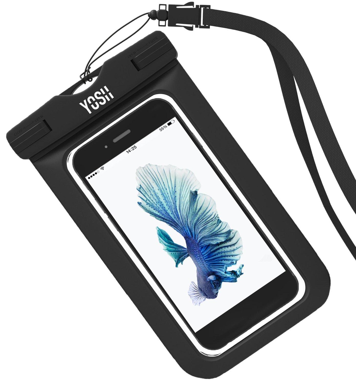 YOSH Universal Waterproof Case Bag $3 @Amazon +FS w/ prime