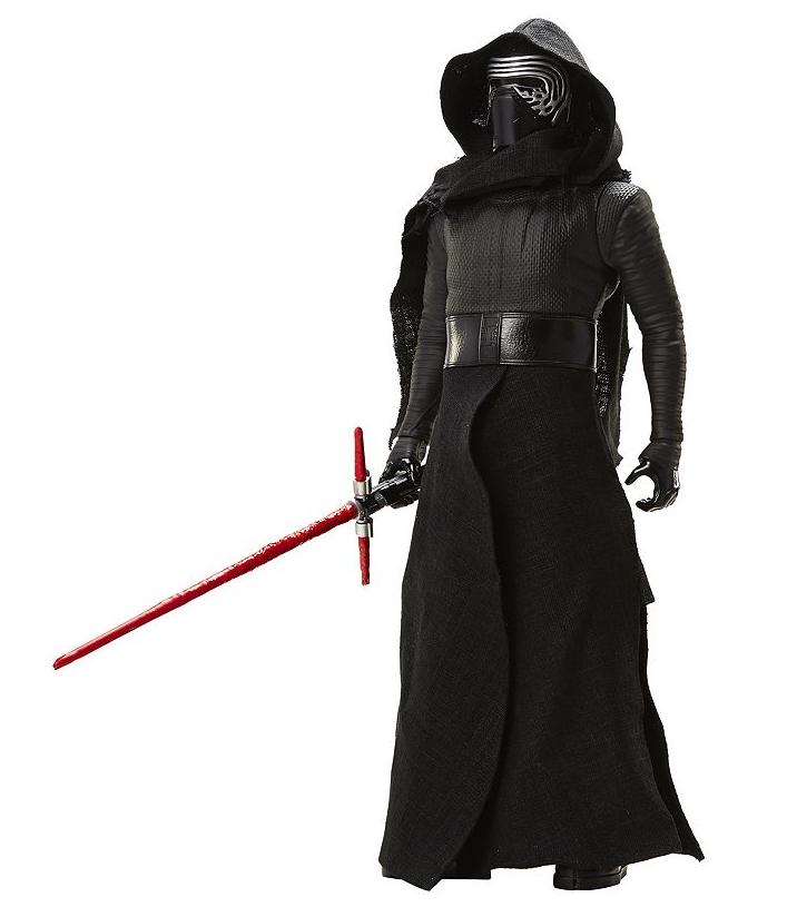"""Kohls Cardholders:  31"""" Star Wars Kylo Ren or Stormtrooper Figure, or 18"""" Yoda Figure $15.39 each + free shipping"""