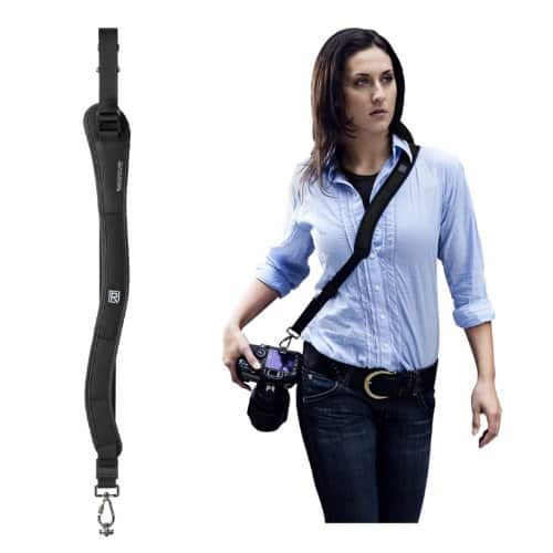 BlackRapid Women's RWS-1FB Elle Ballistic Sling Camera Strap $19.95 @ B&H Photo w/ Free Shipping