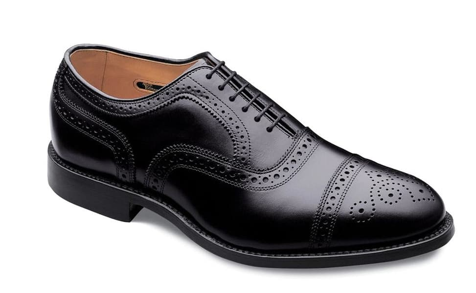 Allen Edmonds CEO Favorites Sale - Strand and Cornwallis Oxford for $275 or as low as $225 with AMEX offer