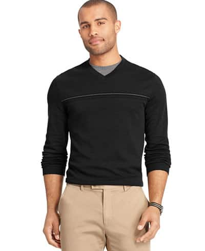 Men's Big and Tall Apparel: Sweaters or Pullovers  $4 each