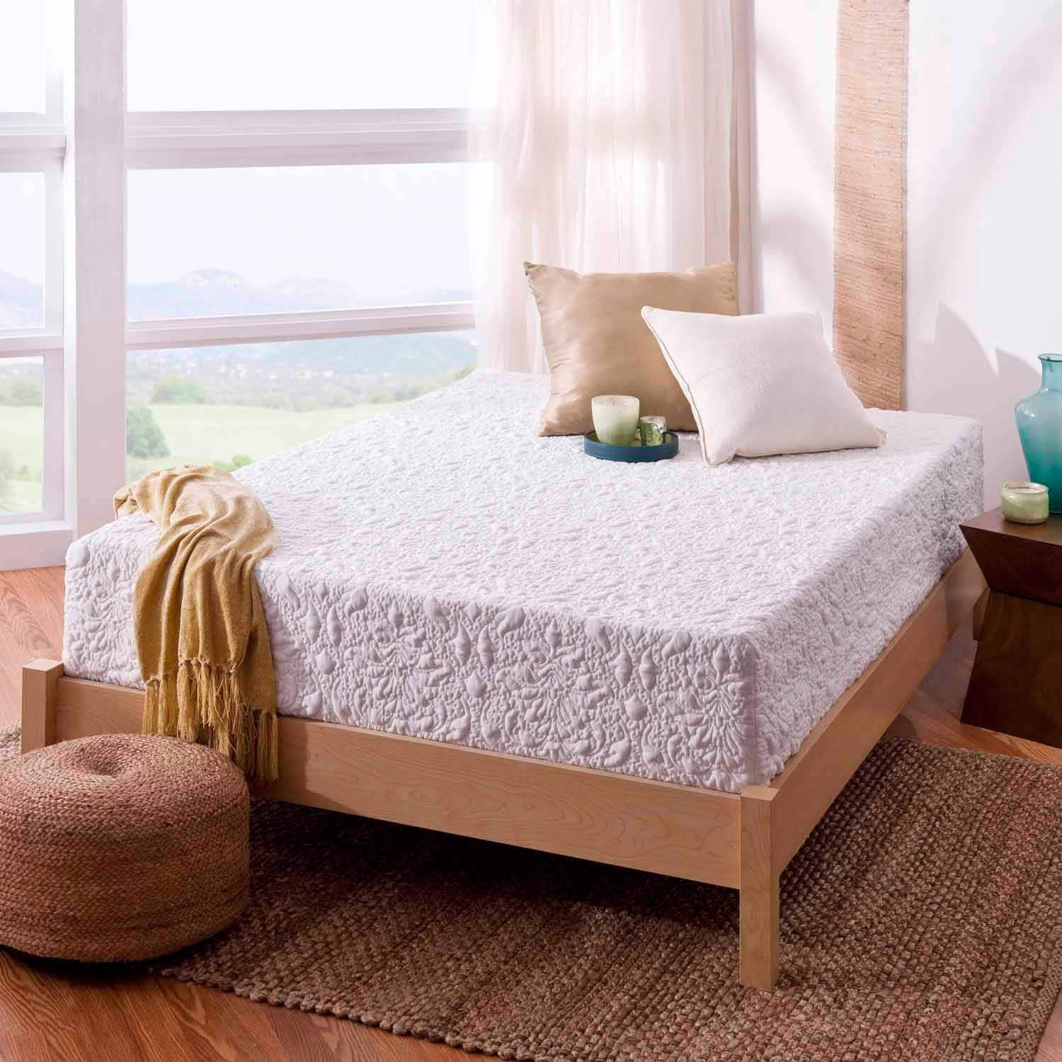 "Spa Sensations 12"" Memory Foam Mattress (King, Queen, Full, Twin) from $179 + Free Shipping"