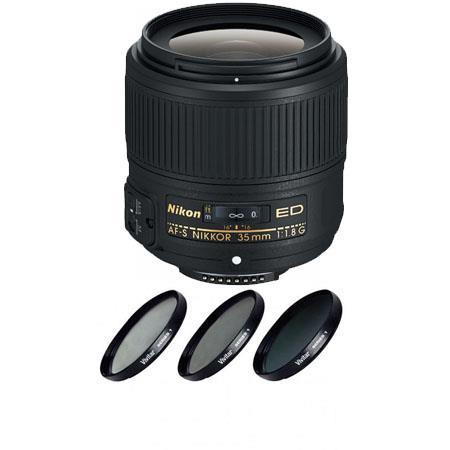 Nikon Lens Sale:  16-35mm F/4G $997, 35mm f/1.8G $497, 50mm f/1.4G  $397 & More + Free Shipping
