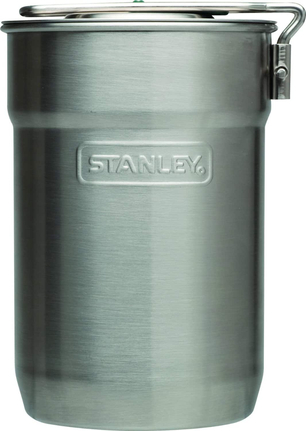 24oz Stanley Adventure Camp Cook Set (Stainless Steel)  $11.35 - Back in stock at Amazon
