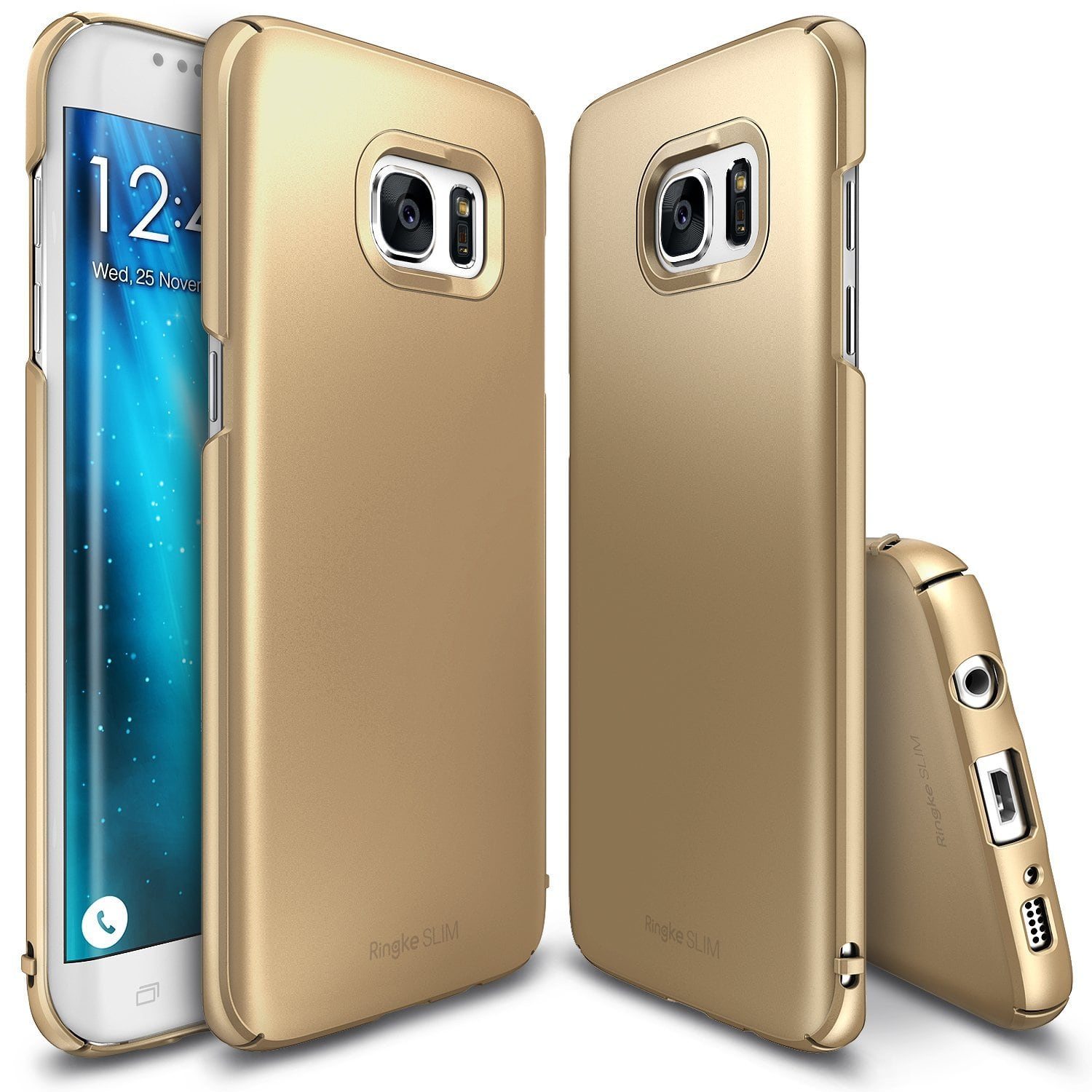 Ringke Cases for Galaxy S7/S7 Edge and Nexus 6 $3.99 + Free Shipping