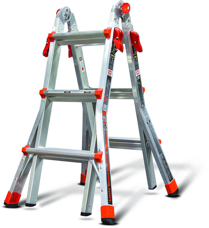 Little Giant Velocity Multi Use Ladder 300 Pound Duty