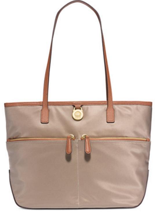 Michael Kors Handbags: Leather Morgan Medium Messenger $89.60,  Kempton Medium  $46