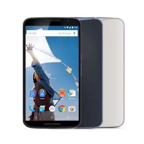 32GB Motorola Nexus 6 Unlocked Smartphone (Refurbished, XT1103)  $180 + Free Shipping