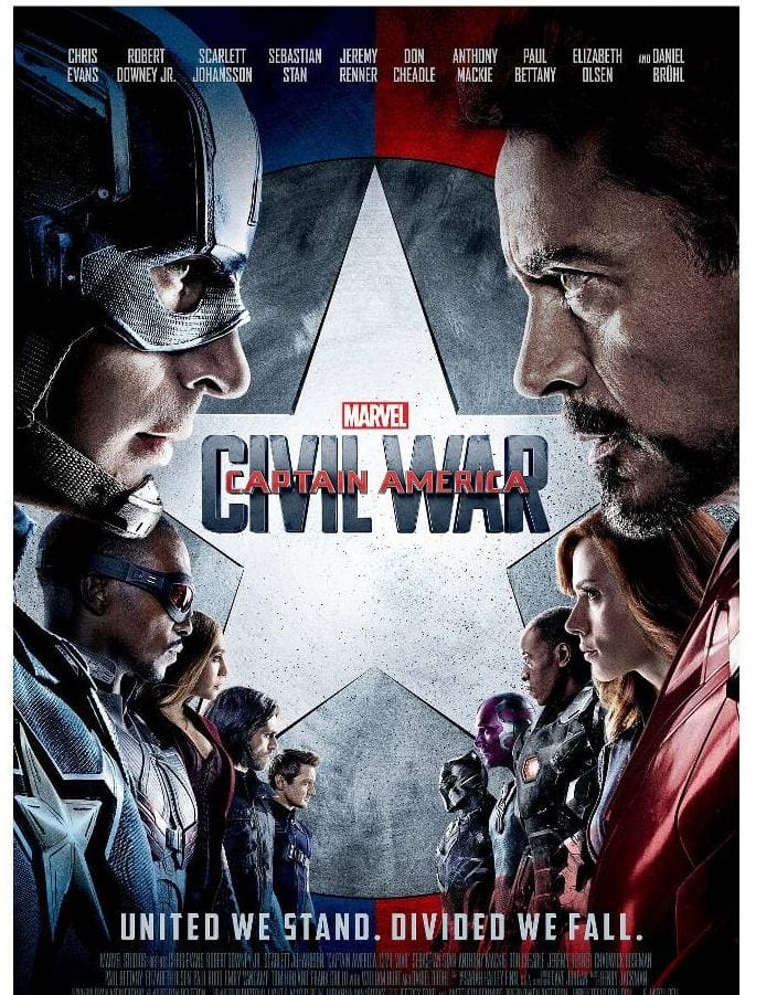 Marvel's Captain America: Civil War (3D Blu-ray/DVD) Pre-Order + $10 GC  $28 + Free Shipping