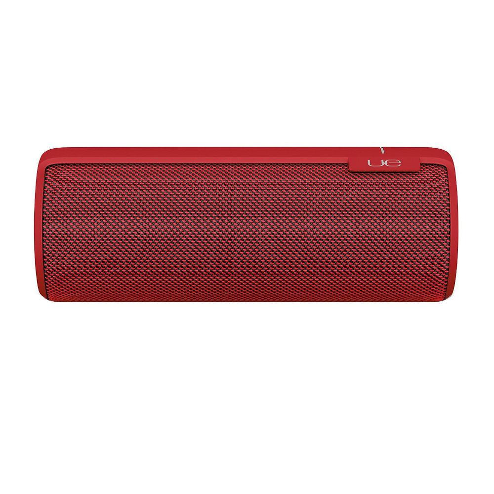 Logitech UE Megaboom Wireless Bluetooth Speaker (Red, Refurb)  $160 + Free Shipping