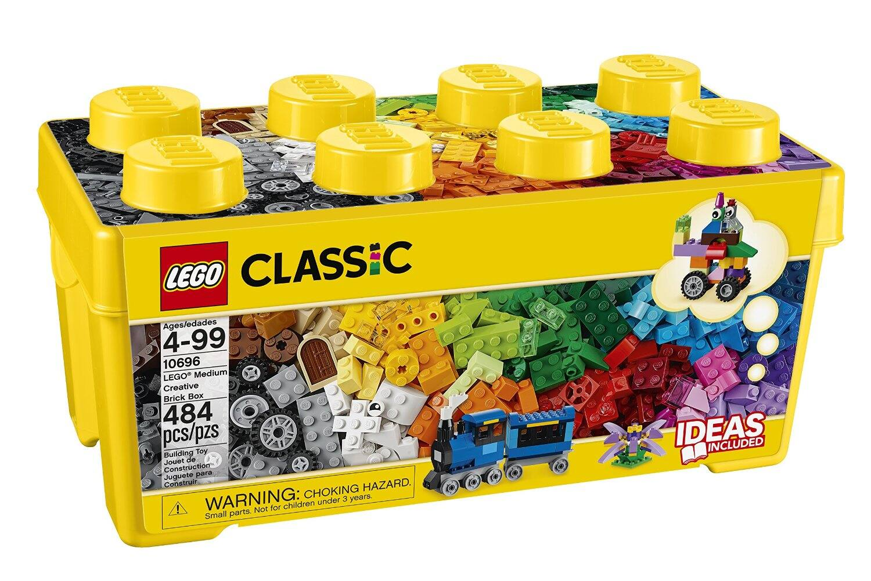 LEGO Classic Medium Creative Brick Box 10696  $24 + Free Shipping