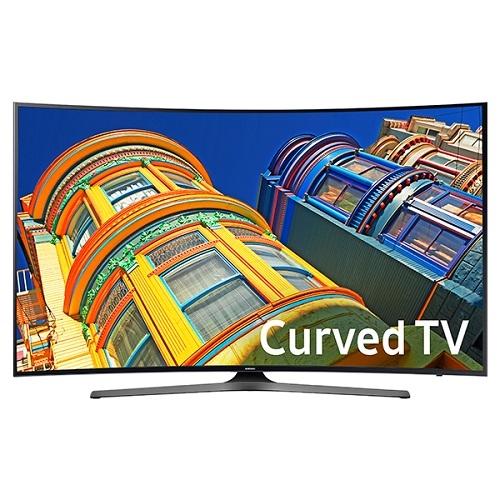 "55"" Samsung UN55KU6500 Curved 4K Ultra HD Smart LED HDTV + $300 Dell eGift Card $1000 + free shipping"