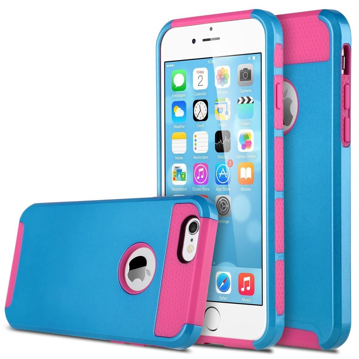 ULAK iPhone 6, 6s, 6 Plus Cases  from $2 & More + Free S&H