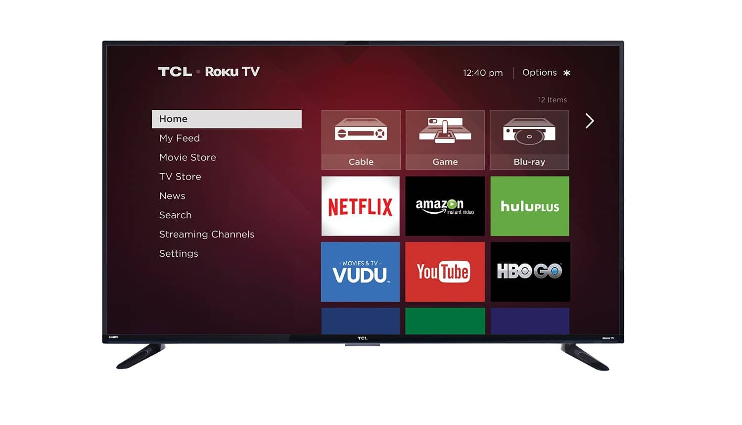 "TCL 55"" 1080p Roku Smart LED TV @ Amazon- $398 - cheapest on CCC - FS with Prime"