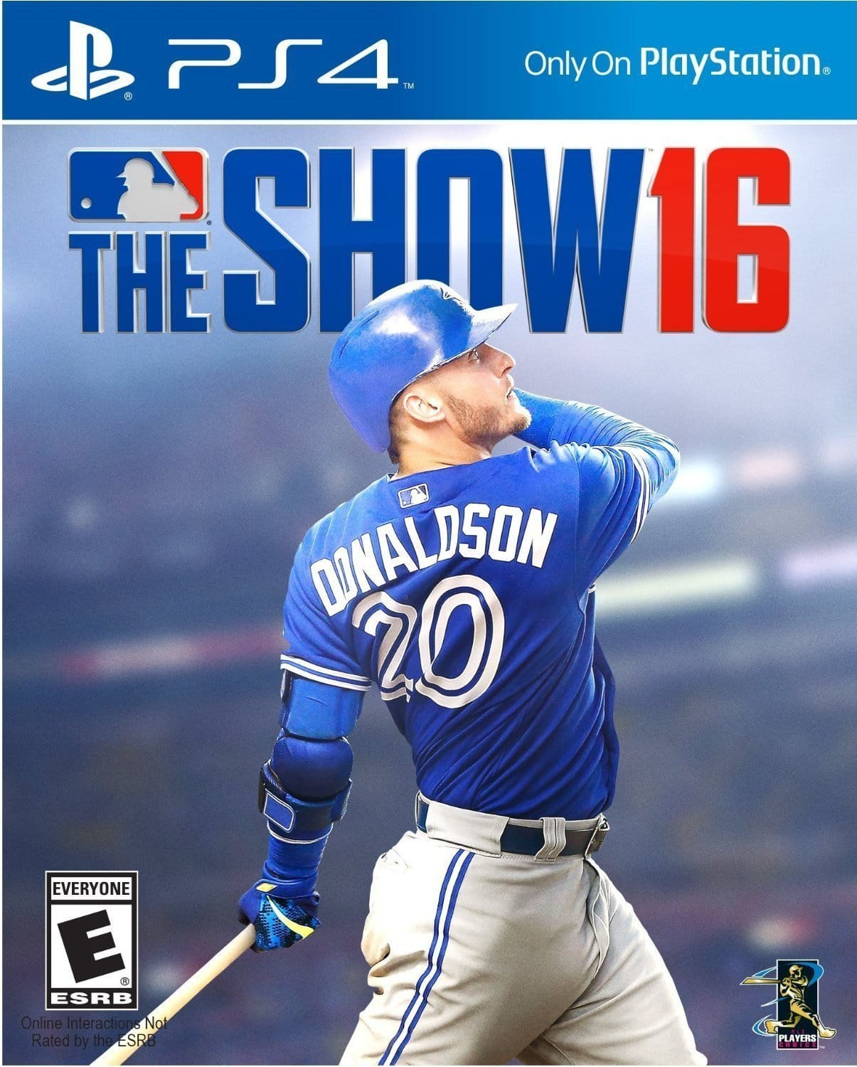 Prime Members: MLB The Show 16 PS4 - $34.99