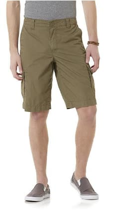 Route 66 Men's Cargo Shorts + $10 SYW Points  $15 + Free Store Pickup