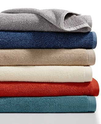 "Chelsea Home Zero Twist 30"" x 54"" Bath Towel 7 for $21 shipped ($3 each when you buy 7) at Macys"