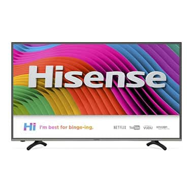 "Sam's Club Members:  50"" Hisense 50H7C 4K UHD Smart LED HDTV  $378 + Free Shipping"