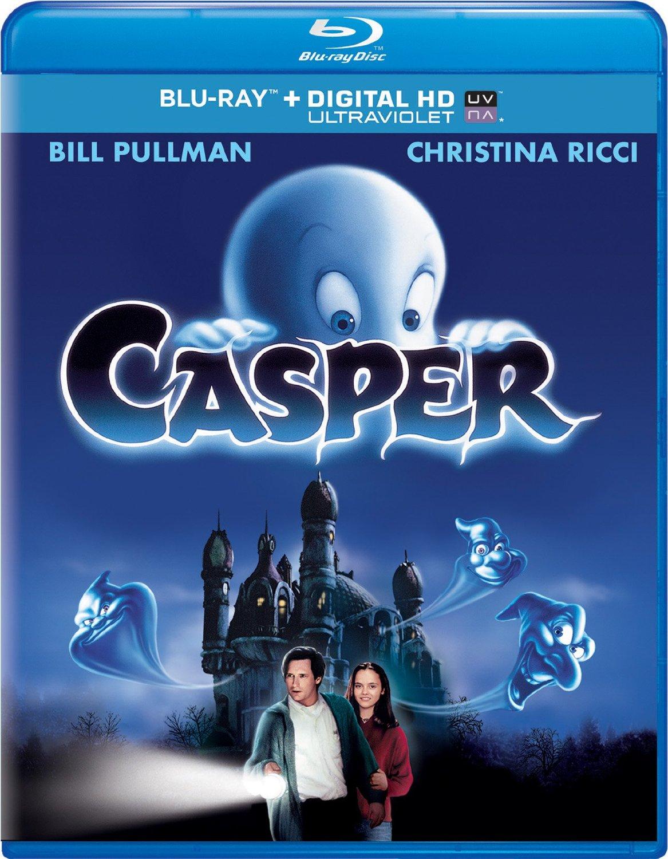 Casper (Blu-ray + Digital HD w/ UltraViolet)  $5