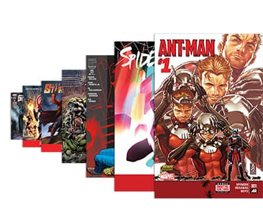 Marvel Unlimited Annual Subscription - $55